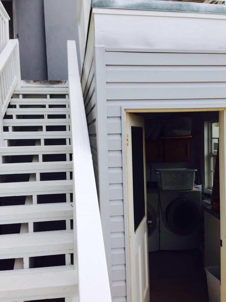 The Beach House Staircase - The Beach House