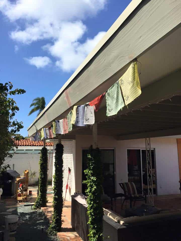 The Outdoor Area Patio - Outdoor Area