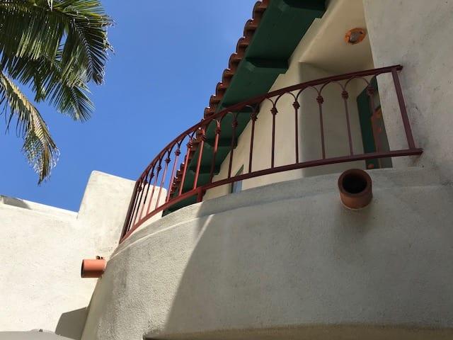 The Villa House Balcony - The Villa House