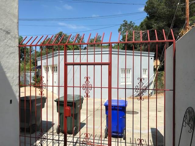 The Villa House Gate Exterior - The Villa House