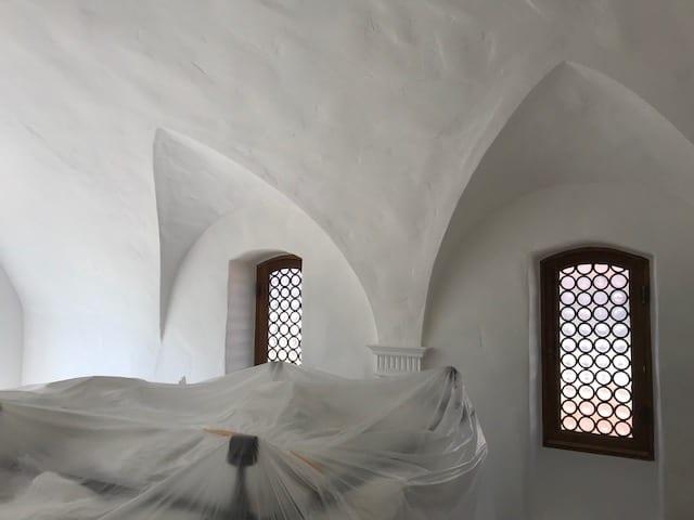 The Villa House Interior Windows - The Villa House