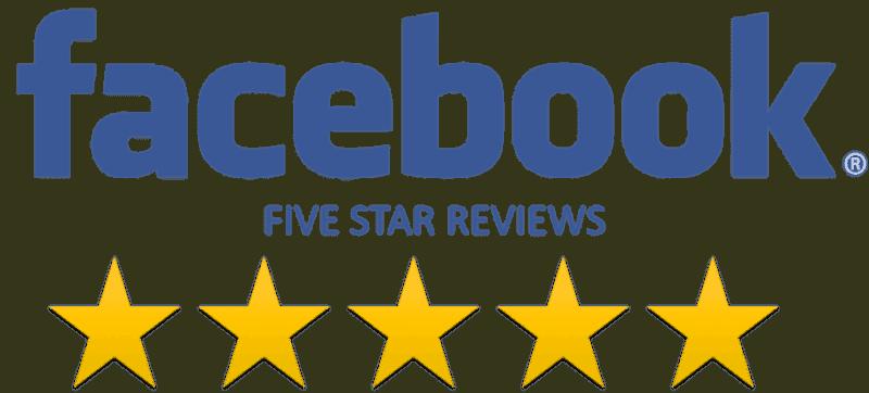 5 Star Reviews Facebook - Testimonials