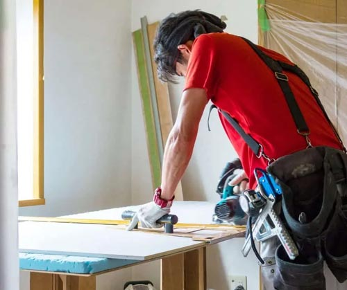 Remodeling Contractor - Home