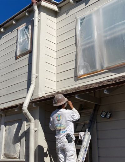 double g painters 0000 3 400x516 - Exterior Painting & Restoration Point Loma, Ca